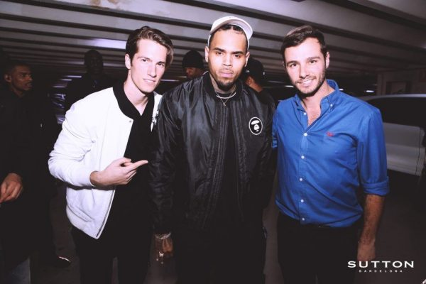 Robert Massanet, hektor mass y chris brown