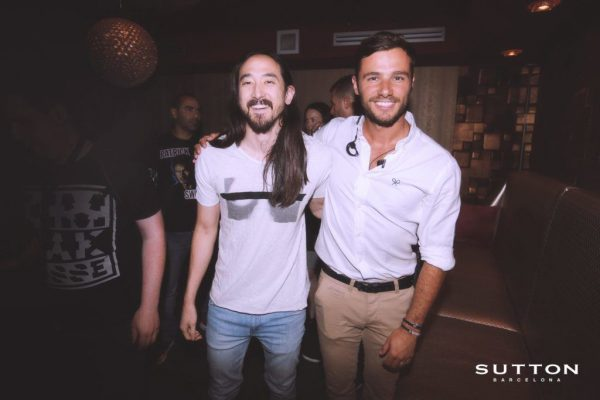 Galeria Steve Aoki | Sutton Club Barcelona 1