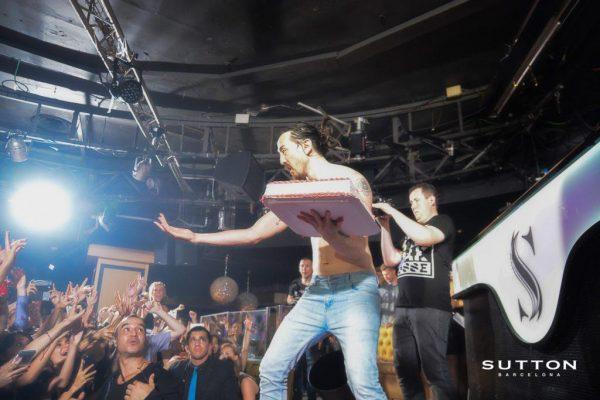 Galeria Steve Aoki | Sutton Club Barcelona 11