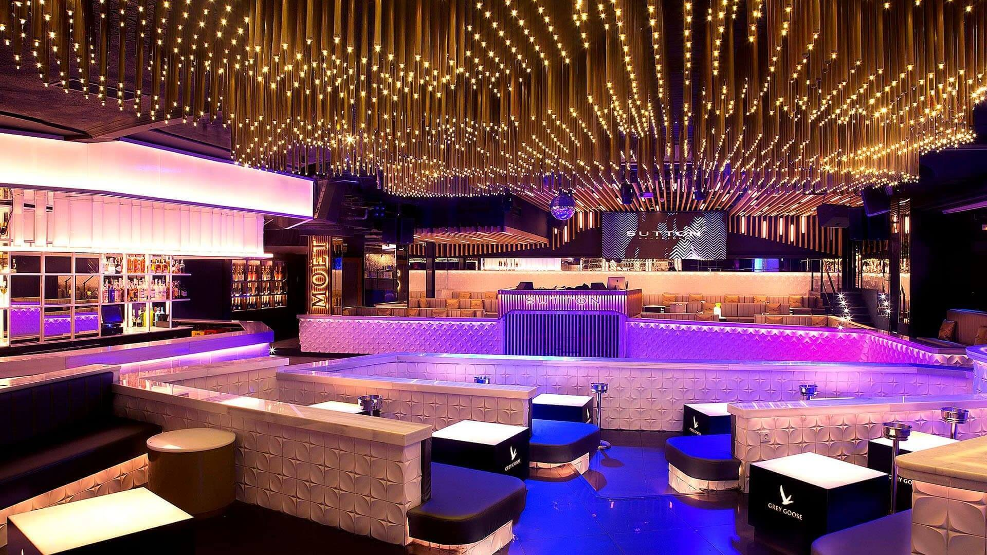 Calendrier Vip 2019.Sutton Barcelona Exclusive Nightclub In Barcelona